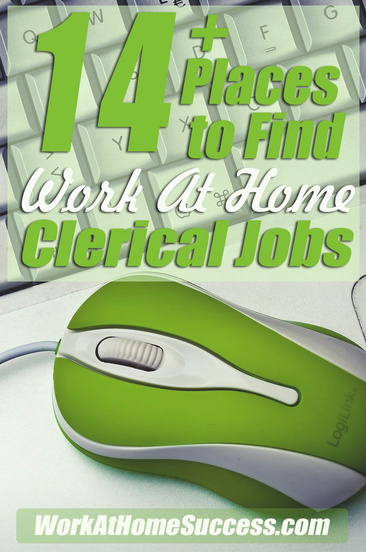 ideas about home based jobs make money from learn about working at home doing clerical support plus get a list of places that