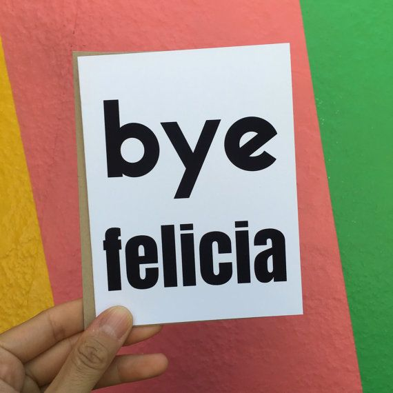 83 best my etsy store images on pinterest etsy store happy bye felicia card goodbye card moving card new job cardfriendship cardjust because card aging card witty card greeting cardwork card bookmarktalkfo Gallery