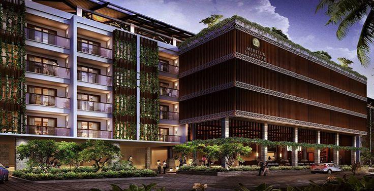 tampak depan Meritus Seminyak Bali www.madepropertybali.com