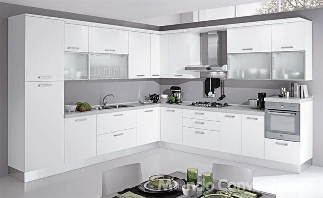 not bad for an economic kitchen (Mondo Convenienza