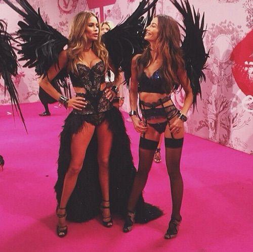 Image via We Heart It #angel #angels #Victoria'sSecret #vs