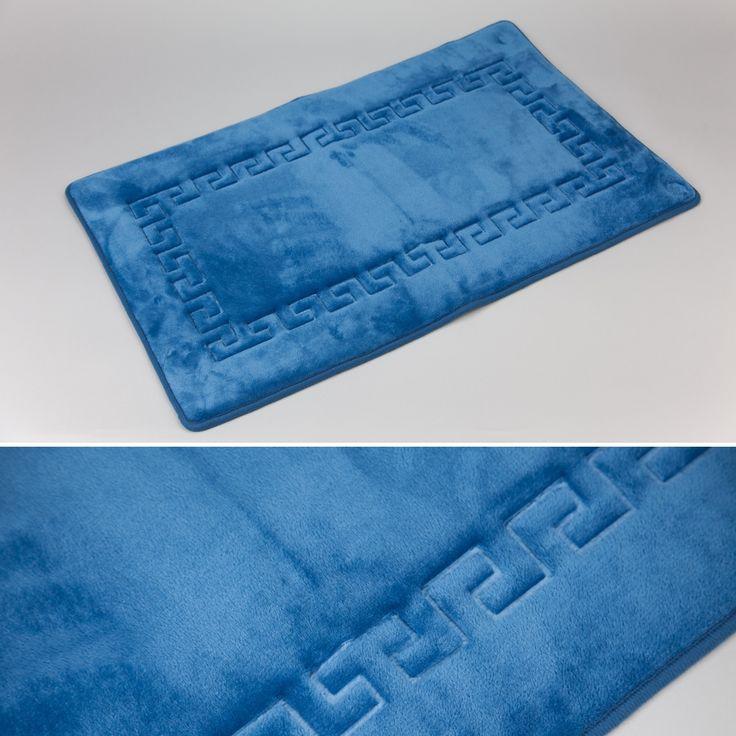 Tapete Foam Royal Azul | A Loja do Gato Preto | #alojadogatopreto | #shoponline
