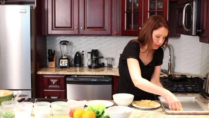 Nice Crispy Orange Chicken Salad : Delicious Recipes #cooking #cook #kitchen #health