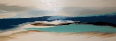 'Azure seas'