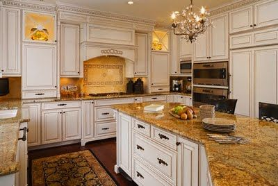 Kitchen cabinets painted white design kitchens granite for Canac kitchens kitchen cabinets