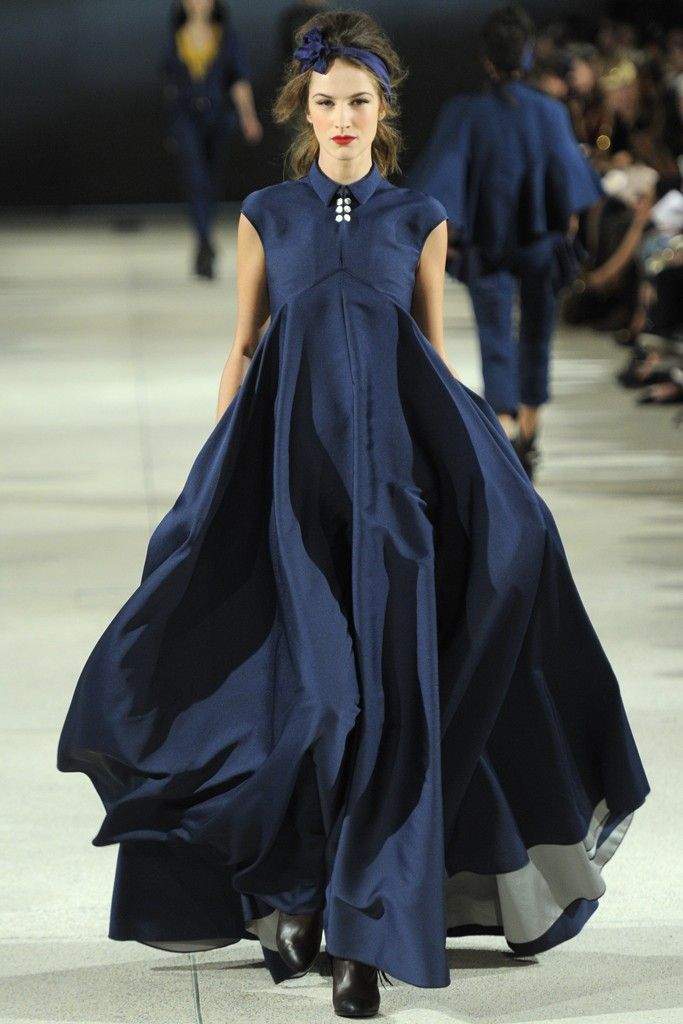 Alexis Mabille RTW Spring 2014, #35 / I would wear this dress and never stop twirling. Never.