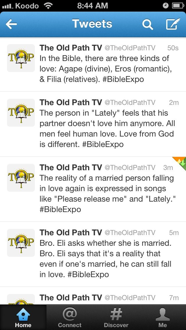 Bible Expo 06212013