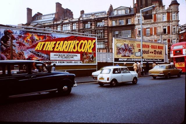London's Calling, Vintage Billboards