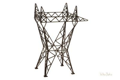 MC - 715 torre de transmissão em Ferro | Velha Bahia
