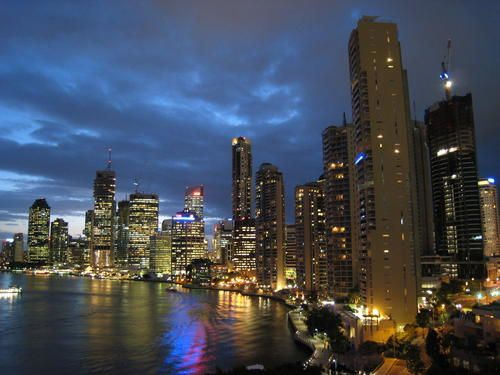 Brisbane, One of the WISHLIST city's to visit my dearest cousin and friend Wendy Makin