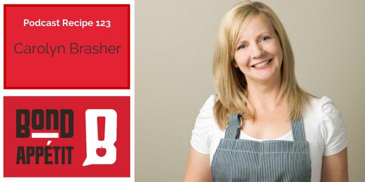 123. The marketing matrix, recipe organisation solutions, and MyFoodBook.com.au with Carolyn Brasher