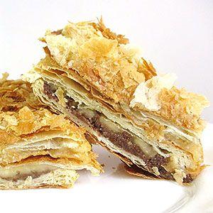 Постный торт Наполеон рецепт с пошаговыми фото