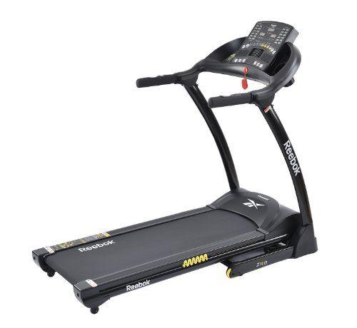 Top 5 Best Selling Reebok Treadmills in India
