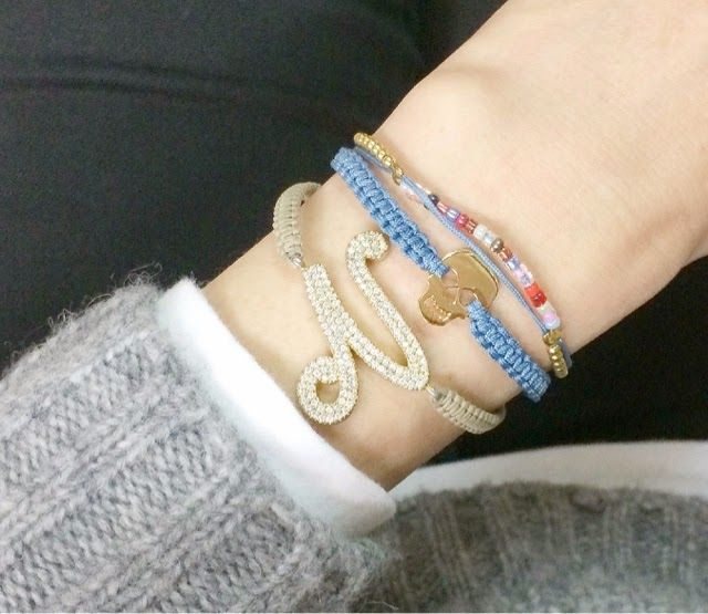 blog@fabCouture.com: ●お気に入りブランドの重ねづけ♪ 【Gag et Lou/ギャゲルゥ】【TAI Jewelry/タイ...