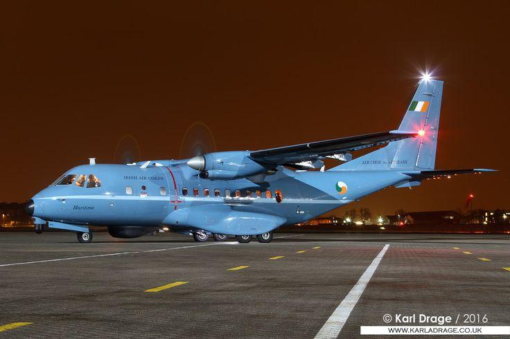 252 - CASA CN-235-100M - Irish Air Corps