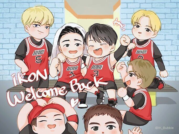 Ikon cute fan art