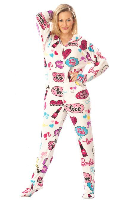 Footie Pajamas. invalid category id. Footie Pajamas $ Product Title. San Francisco 49ers Ladies One Piece Footie Pajama. Product - San Francisco 49ers Ladies One Piece Footie Pajama. Reduced Price. Product Image CafePress - Pink Best Friends Heart Right - Women's Dark Pajamas. Product Image. Price $ Product Title.
