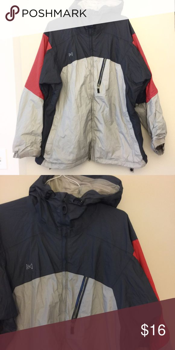 Burton Ski Shell - Mens Waterproof ski jacket/shell. In good condition Burton Jackets & Coats Ski & Snowboard