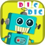 Dic-Dic, una App para iPad con la que Aprender a Deletrear Palabras en Varios Idiomas