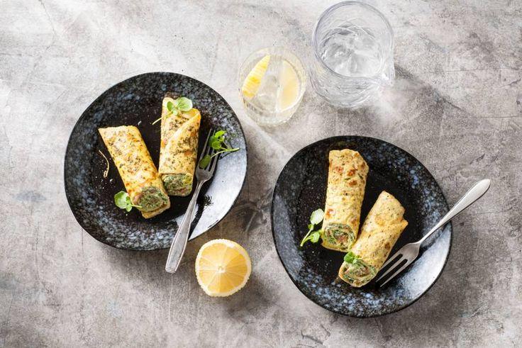 Omeletwraps - Recept - Allerhande