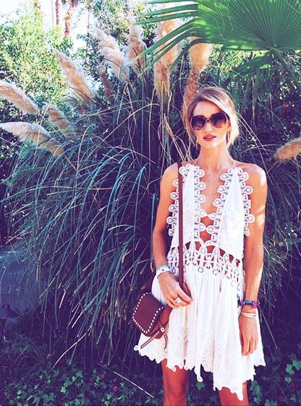 rosie huntington-whiteley // vacation style