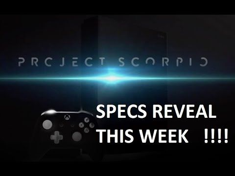 Xbox One Scorpio Not Upgradable -  More On Xbox Scorpio Specs Reveal