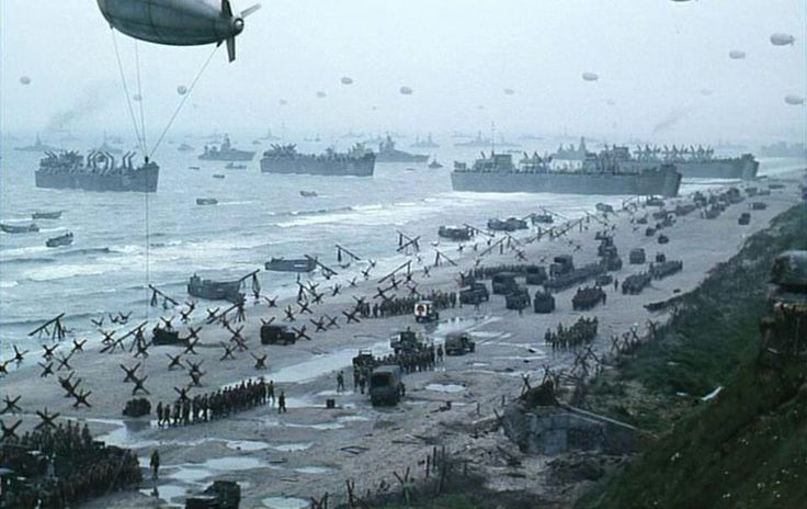 """You are about to embark upon the Greatest Crusade... The eyes of the world are upon you."" Gen. Eisenhower, D-Day: June 6, 1944."