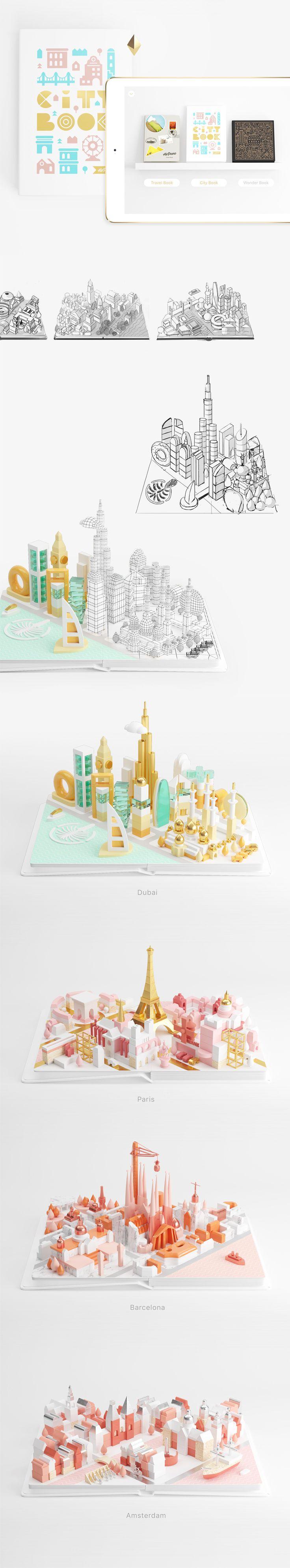 City Book App - #ui #ux #userexperience #website #webdesign #design #minimal #minimalism #art