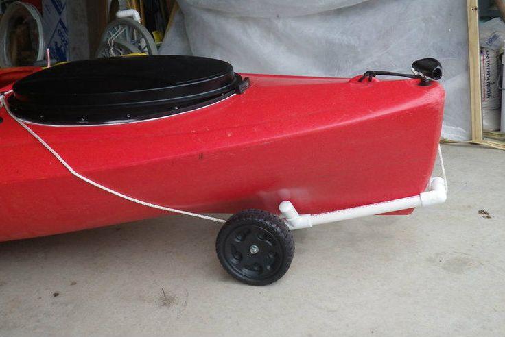 Small Compact Kayak Wheels