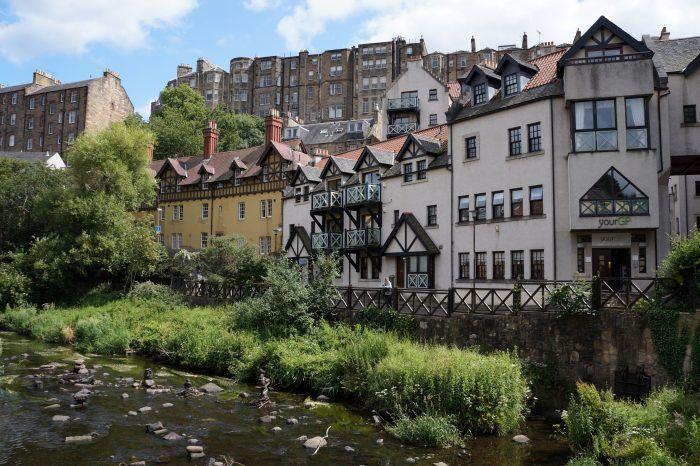 Beyond the Royal Mile:Get Off the Beaten Path in Edinburgh