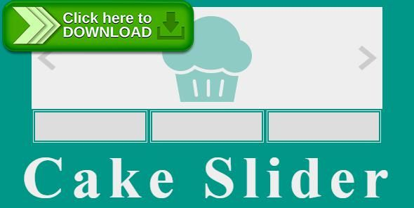[ThemeForest]Free nulled download Cake Slider - jQuery Slider Plugin from http://zippyfile.download/f.php?id=39869 Tags: ecommerce, animation, carousel, gallery, jquery, navigation, plugin, responsive, slider, slideshow