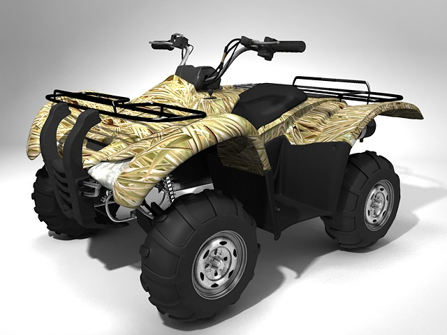 #autocollant #wallsticker Camouflage VTT joncs mixtes / Mixed Reed Camouflage ATV. $235.95
