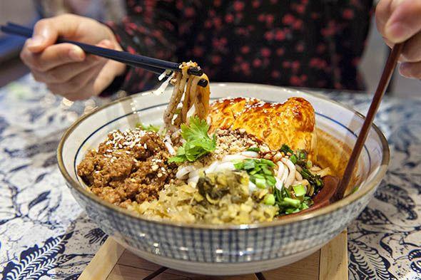 Origination Noodle House - Yunnan Noodles - 421 Dundas W