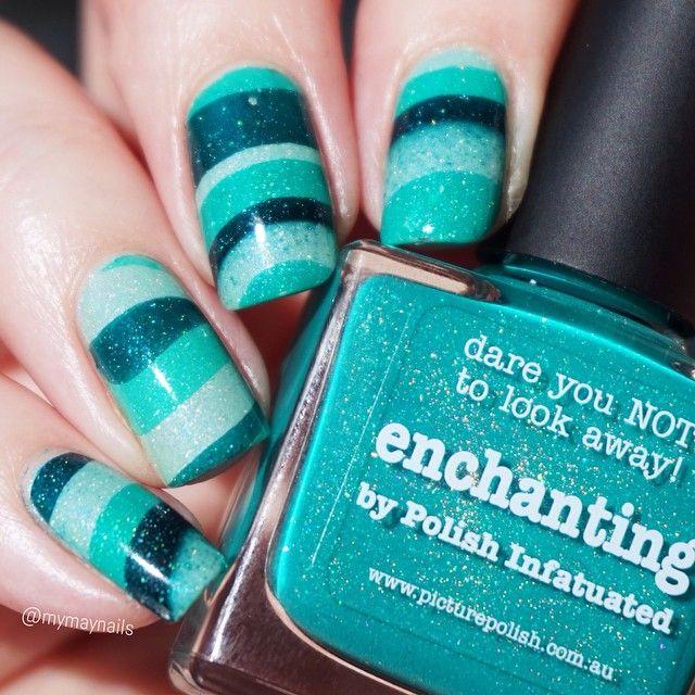 Water Marble Nail Polish Brands India: 1000+ Ideas About Aqua Nail Polish On Pinterest