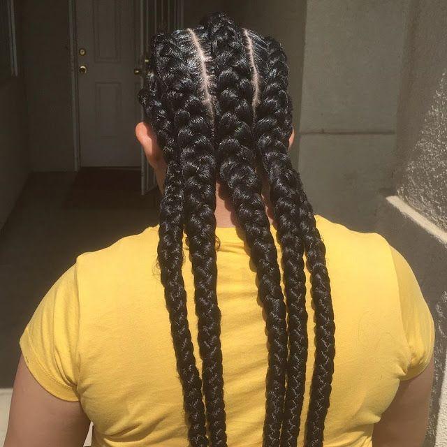 Hairstyles 2020 Female Braids Latest Enviable Hair Ideas