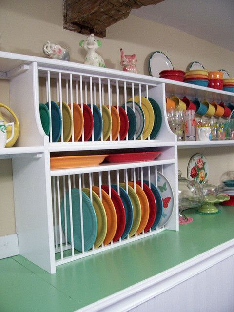 FiestaWare Display, quite similar to mine.  Thank you Michael Fitz