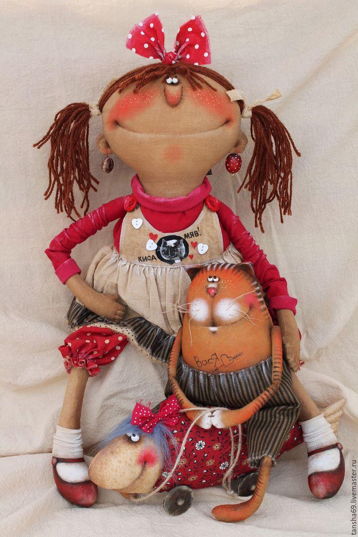 Купить Рыбомобиль! - комбинированный, текстильная кукла, ароматизированная…