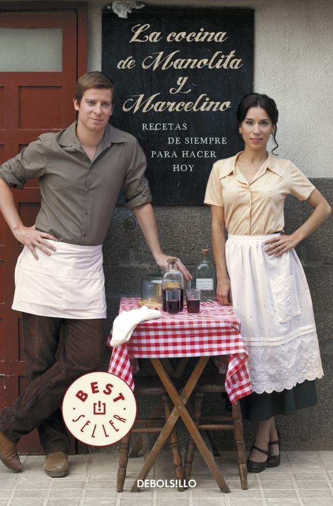 El libro de cocina de la serie amar en tiempos revueltos for La cocina de david de jorge