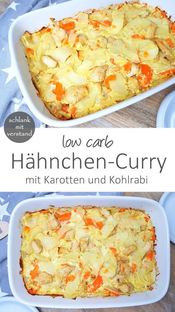 Chicken Curry Low Carb