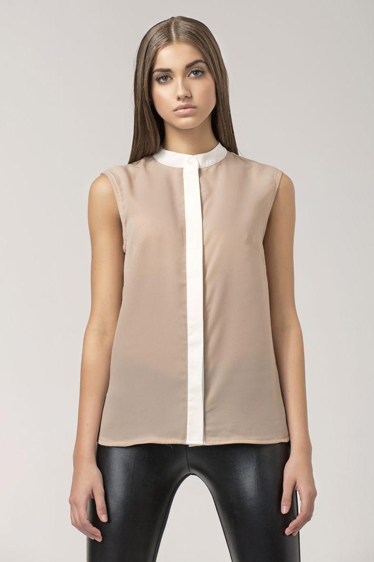 Koszula bez rękawków, klik w zdjęcie i przejdziesz do sklepu:)