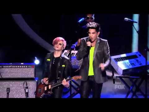 Adam Lambert - Never Close Our Eyes (American Idol Season 11)