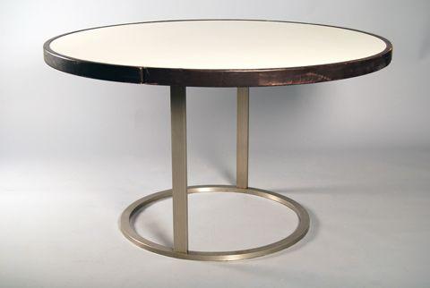 Rare dining table by Friso Kramer for  Wilkhahn 1960's  Price: 14800 SEK  Size: 128 x 73 cm