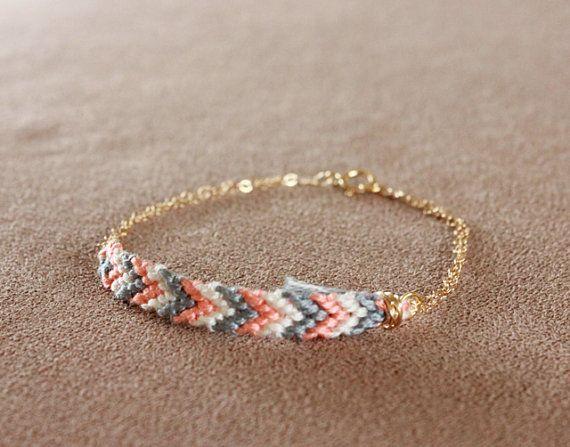 friendship bracelet gone glam. How about it @Molly Simon Simon LaPine @Rhonda Hamilton!