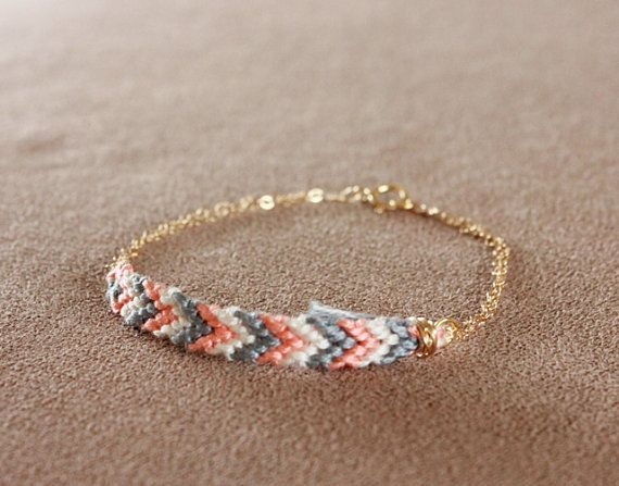 friendship bracelet gone glam. How about it @Molly Simon Simon LaPine @Rhonda Hamilton!