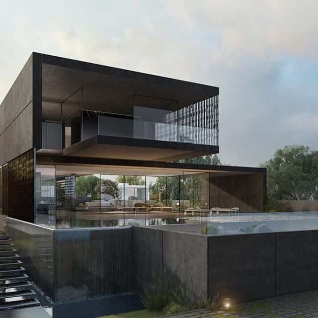 Black architecture for the modern human Powered by: @JeffThings