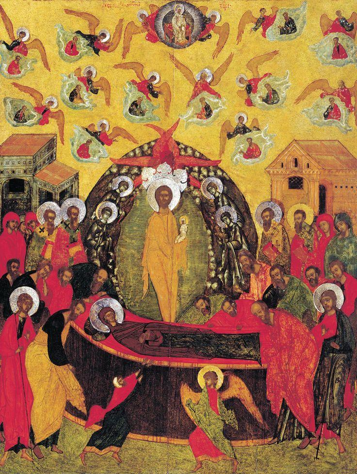The Dormition of Theotokos