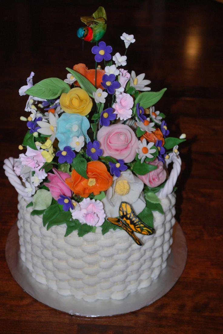 Garden Design Birthday Cake the 25+ best garden theme cake ideas on pinterest | garden