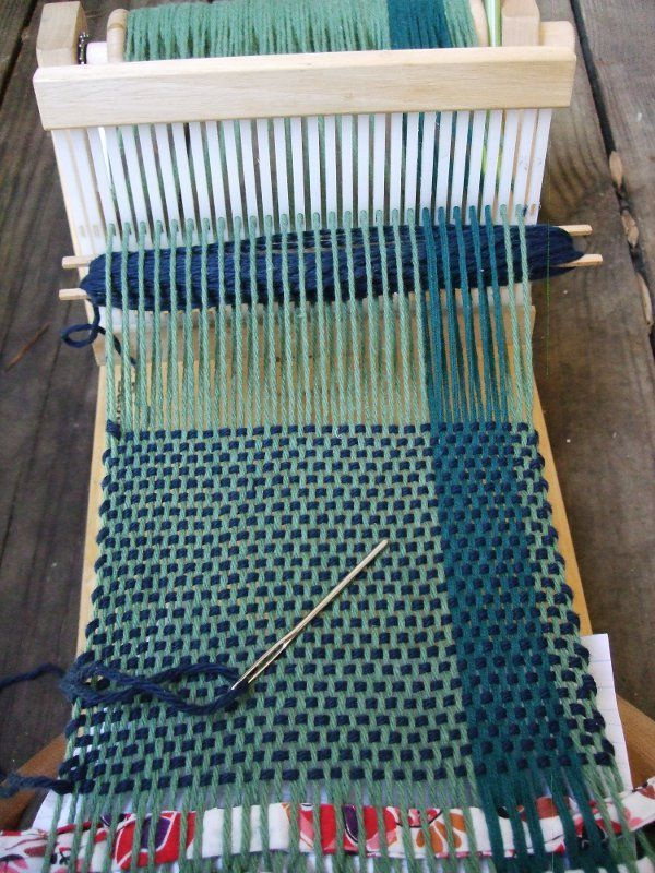 When you want a smooth, sturdy finish for your weaving, hem stitching is the way to go. Here's a tutorial on how to hem stitch a nice, flat finish.