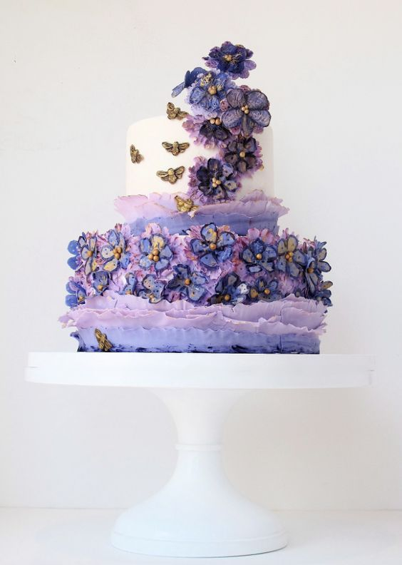 212 Best Purple Wedding Ideas Images On Pinterest