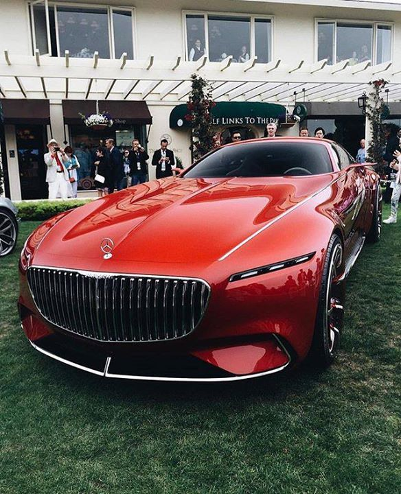 The Maybach 6!